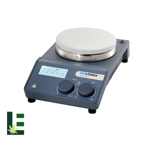 Cannabis Digital Hotplate Stirrer MS-H-PRO PLUS LCD from Scilogex