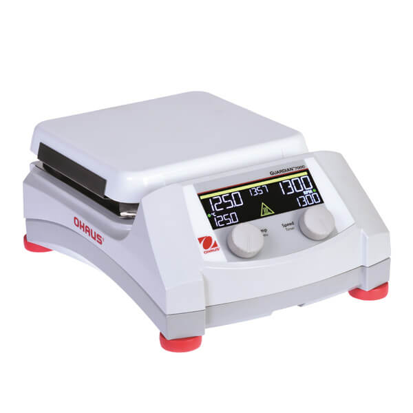 e-G71HS07C Guardian 7000 Hotplate Stirrer from Ohaus Image