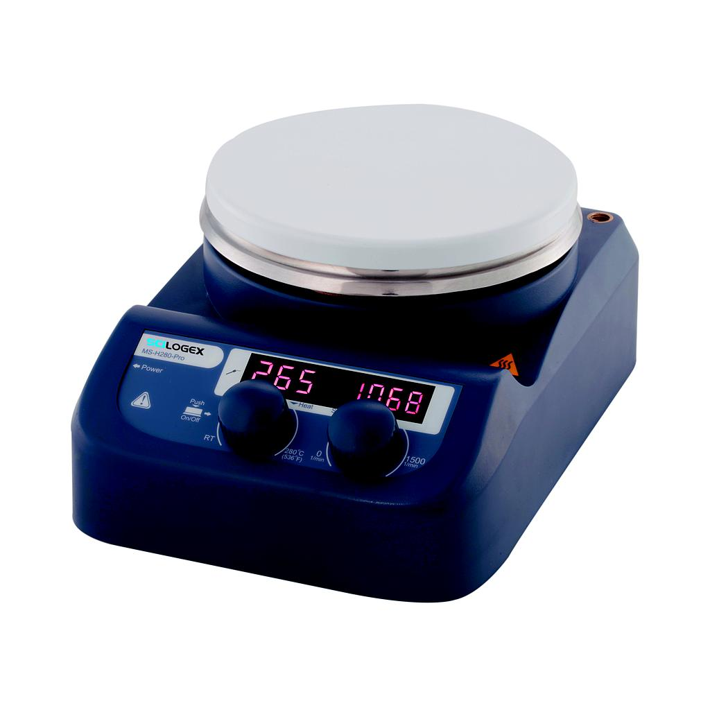 Cannabis Digital Hotplate Stirrer SCI280-Pro LED from Scilogex Image