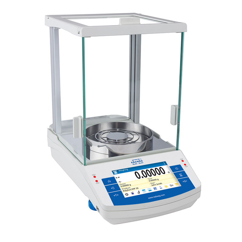 AS 310.X2 PLUS Analytical Balance from Radwag