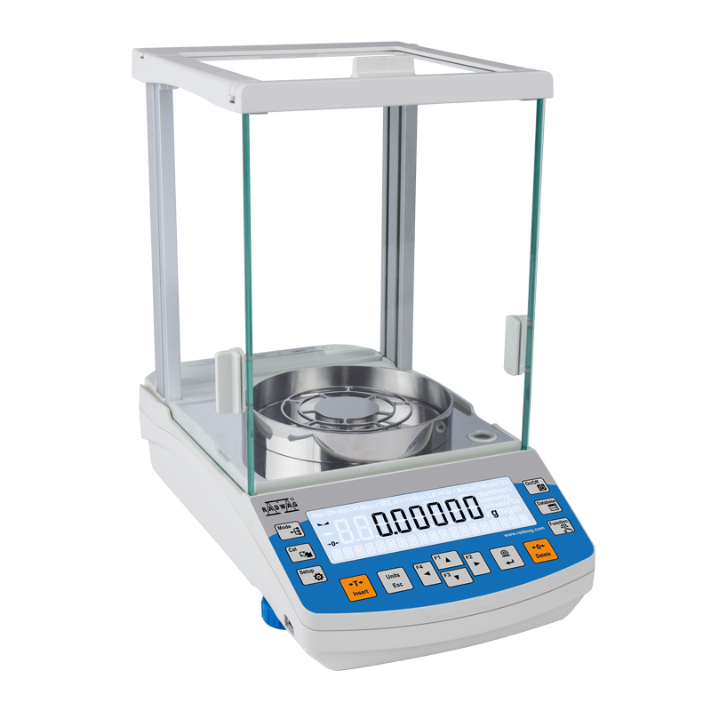 AS 60/220.R2 PLUS Analytical Balance from Radwag
