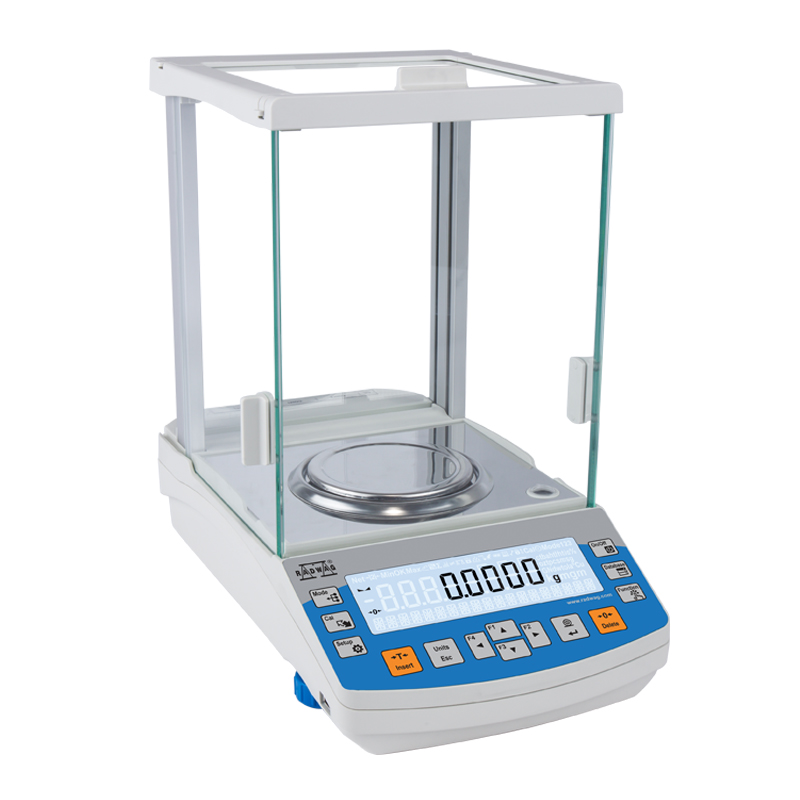 AS 220.R2 PLUS Analytical Balance from Radwag