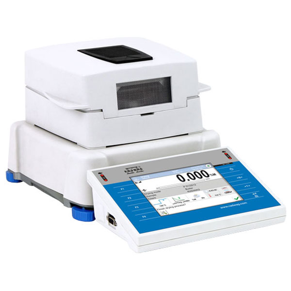 MA 60.3Y Moisture Analyzer from Radwag Image