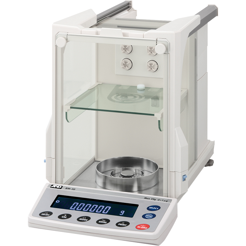 BM-300 Analytical Balance from A&D Weighing Image