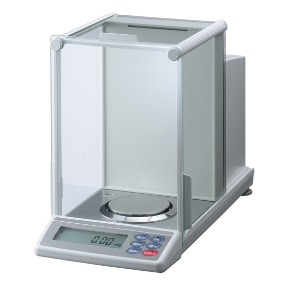 GH-252 Analytical Balance from A&D Weighing Image