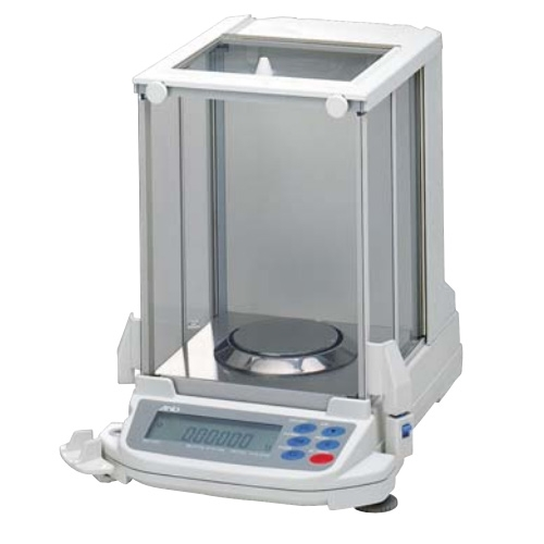 GR-202 Analytical Balance from A&D Weighing Image