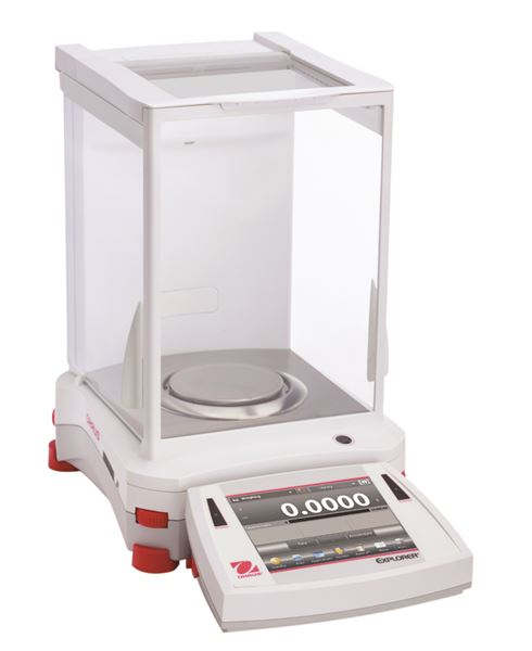 Explorer EX124 Analytical Balance from Ohaus Image