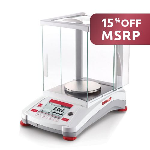 Adventurer AX224 Analytical Balance from Ohaus