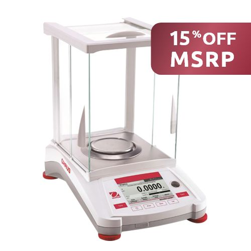 Adventurer AX324 Analytical Balance from Ohaus