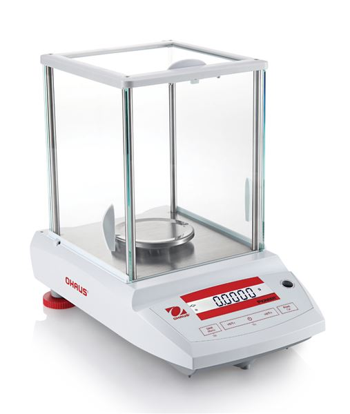 Pioneer PA124C Analytical Balance from Ohaus