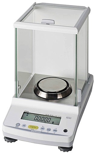ATY224 Analytical Balance from Shimadzu Image