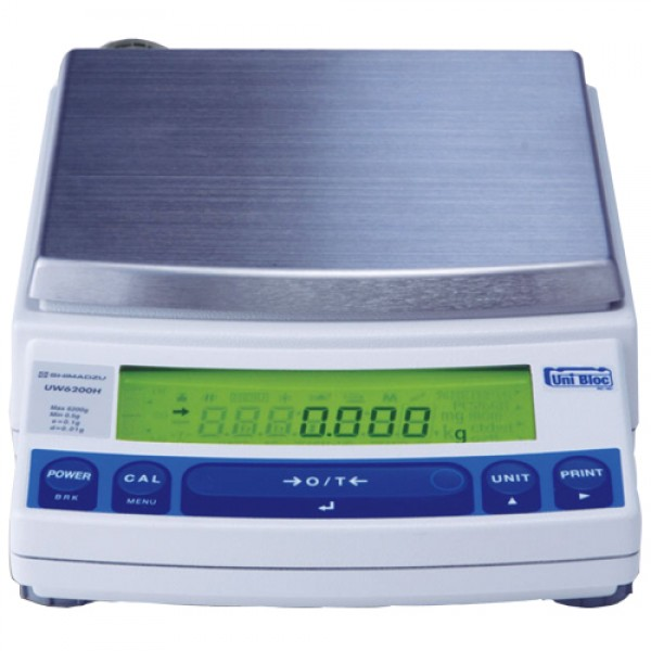UX8200S Precision Scale from Shimadzu Image