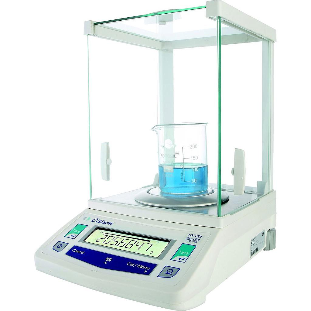 CX 301A Analytical Balance from Aczet Image