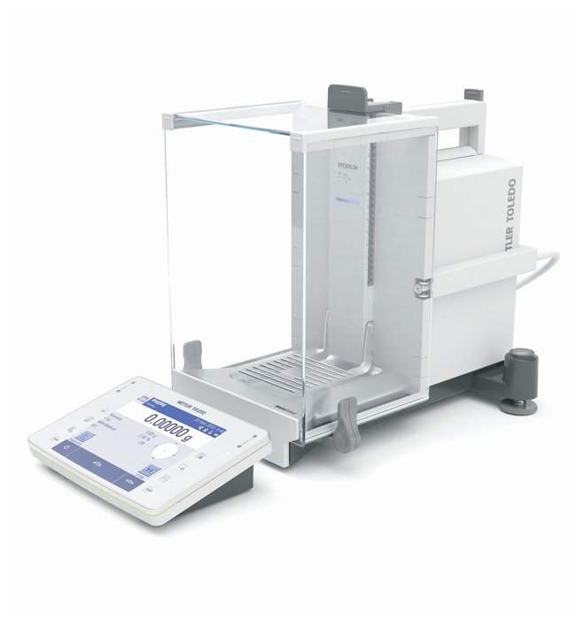 XPE 105 Analytical Balance from Mettler Toledo