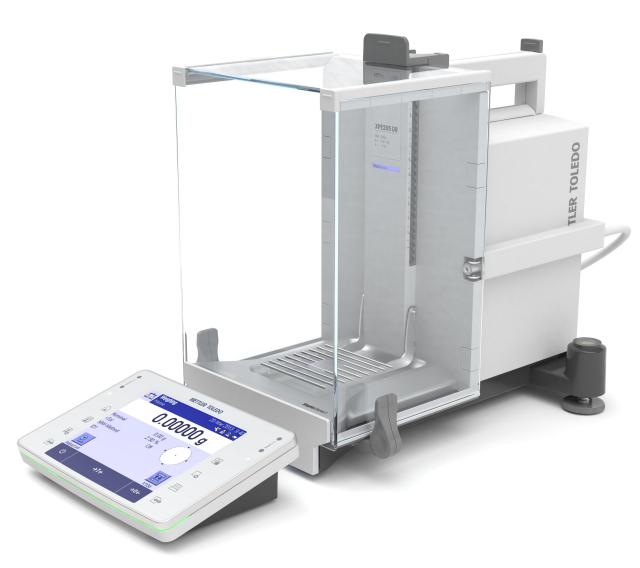 XPE 205DR Analytical Balance from Mettler Toledo Image
