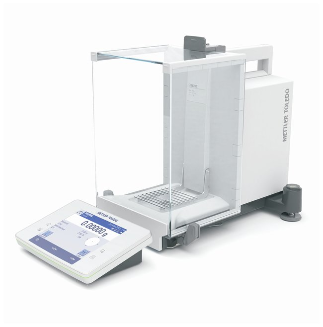 XSE 104 Analytical Balance from Mettler Toledo Image