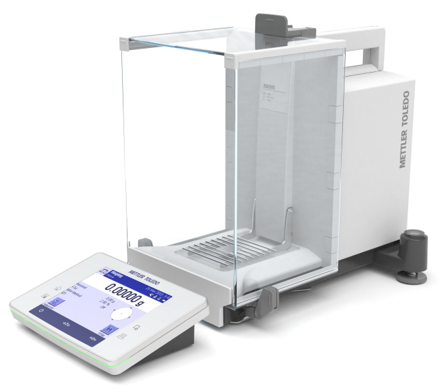 XSE 205DU Analytical Balance from Mettler Toledo Image