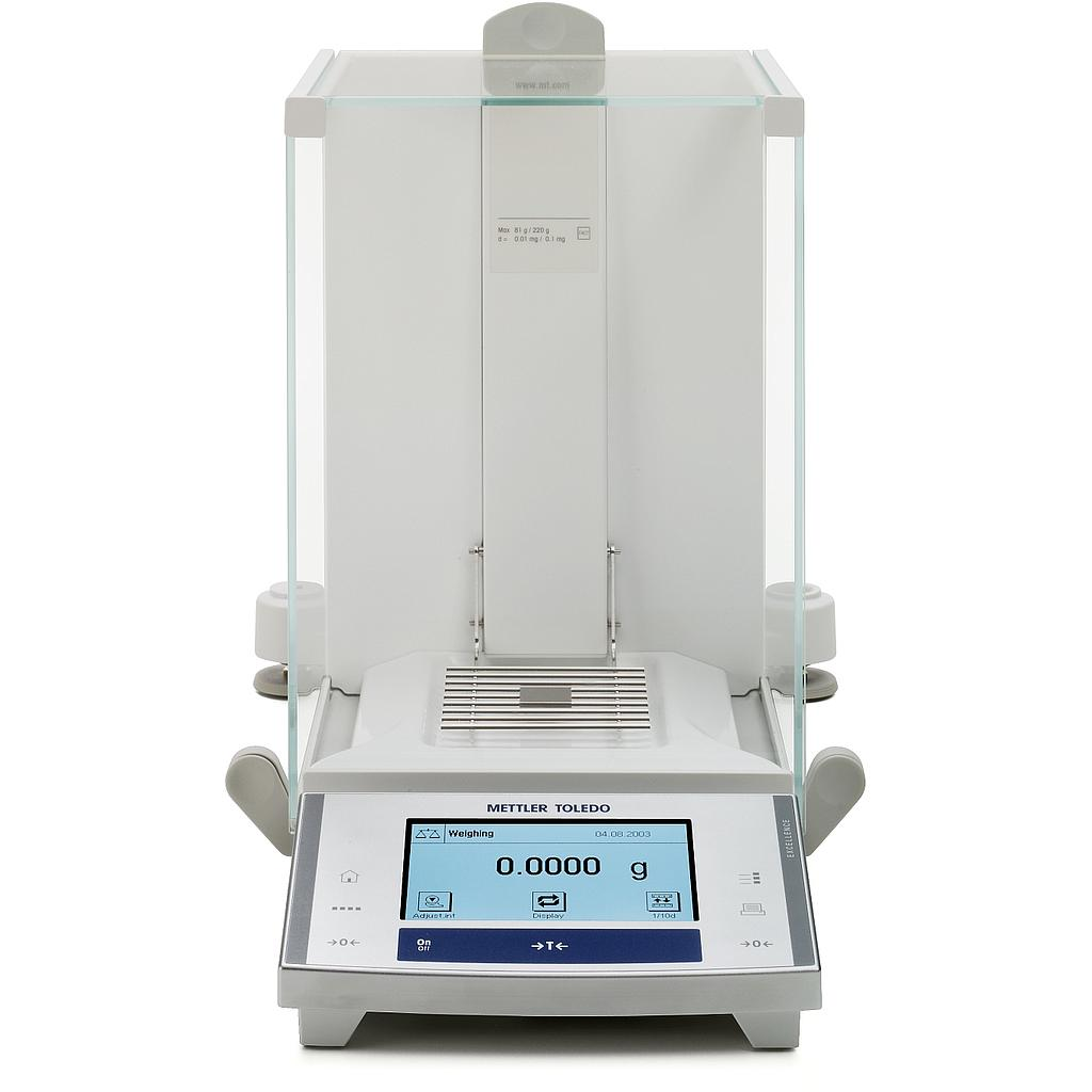 XS 205DU Analytical Balance from Mettler Toledo Image