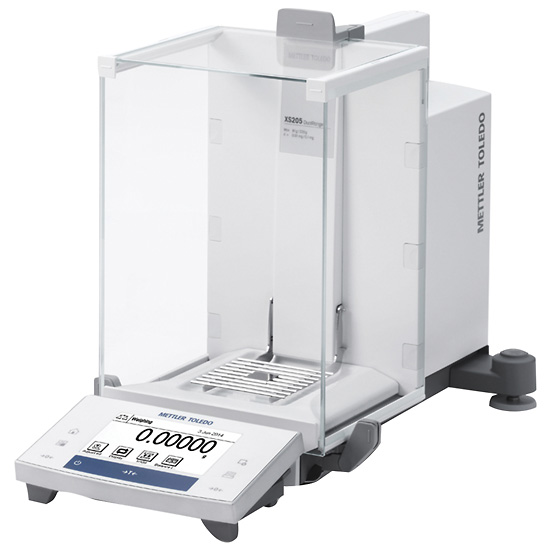 XS 104 Analytical Balance from Mettler Toledo Image