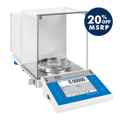 XA 82/220.4Y.A Analytical Balance from Radwag Image