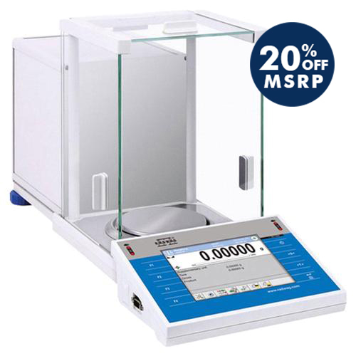 XA 310.4Y.A Analytical Balance from Radwag Image
