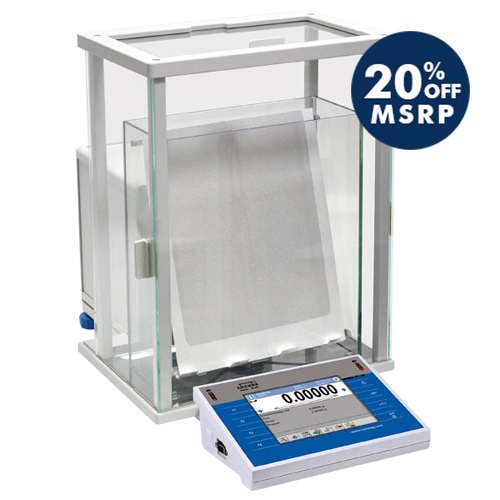 XA 52.4Y.F Analytical Balance from Radwag Image