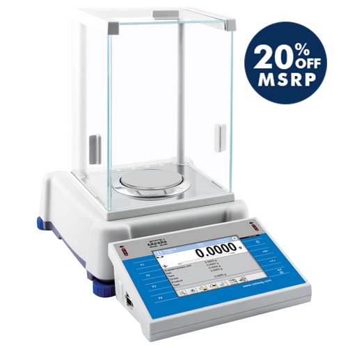 AS 220.3Y Analytical Balance from Radwag Image