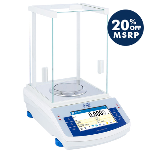AS 220.X2 Analytical Balance from Radwag