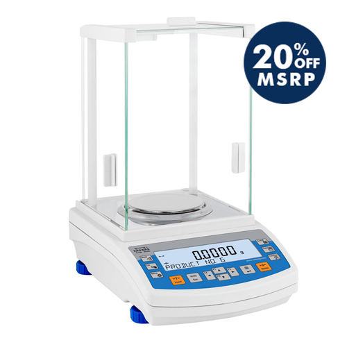 AS 220.R2 Analytical Balance from Radwag Image