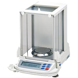 GR-120 Analytical Balance from A&D Weighing Image