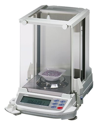 GR-300 Analytical Balance from A&D Weighing Image