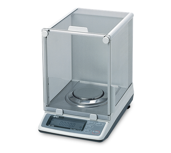 HR-60 Analytical Balance from A&D Weighing Image