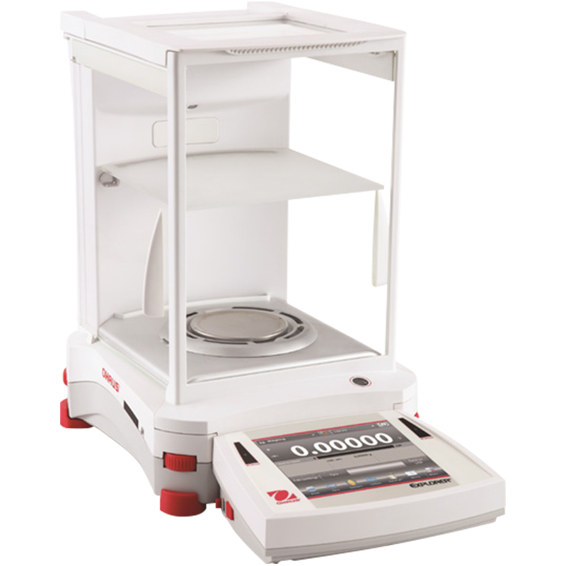 Explorer EX125D Analytical Balance from Ohaus