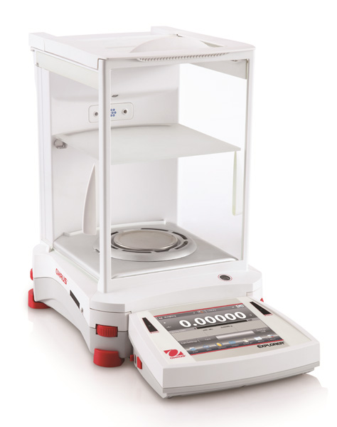 Explorer EX225D/AD Analytical Balance from Ohaus