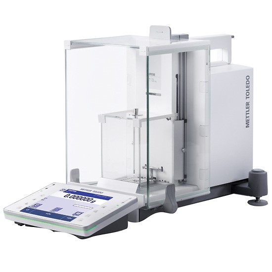 XPE 56 Microbalance from Mettler Toledo Image