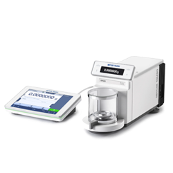 XPR 6UD5 Microbalance from Mettler Toledo Image