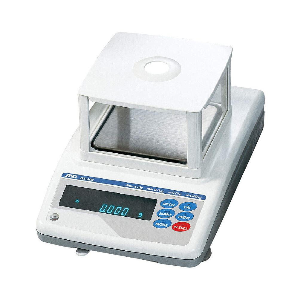GX-200 Precision Scale from A&D Weighing Image