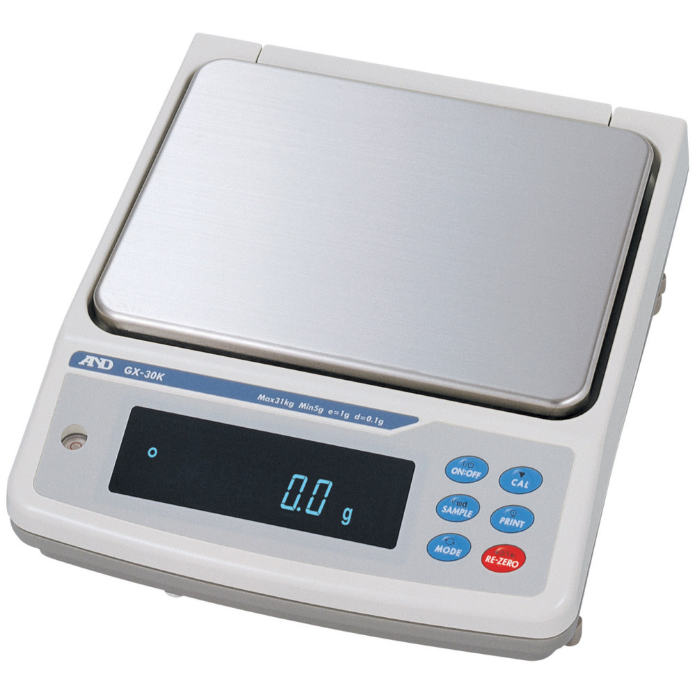 GX-400 Precision Scale from A&D Weighing Image