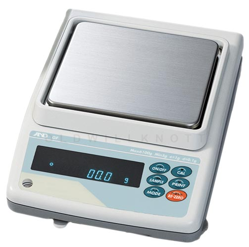 GF-800 Precision Scale from A&D Weighing Image