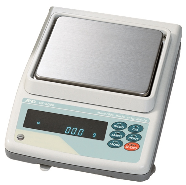 GF-1000 Precision Scale from A&D Weighing Image