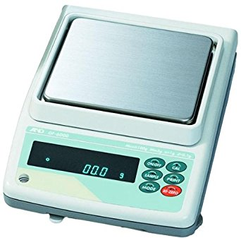 GF-3000 Precision Scale from A&D Weighing Image