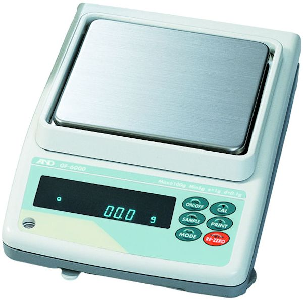 GF-8000 Precision Scale from A&D Weighing Image