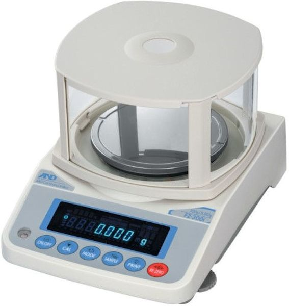 FZ-1200IWP Precision Scale from A&D Weighing Image