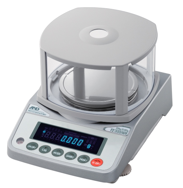 FZ-3000IWP Precision Scale from A&D Weighing Image