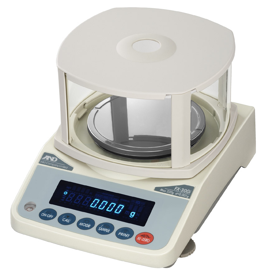 FX-200I Precision Scale from A&D Weighing Image