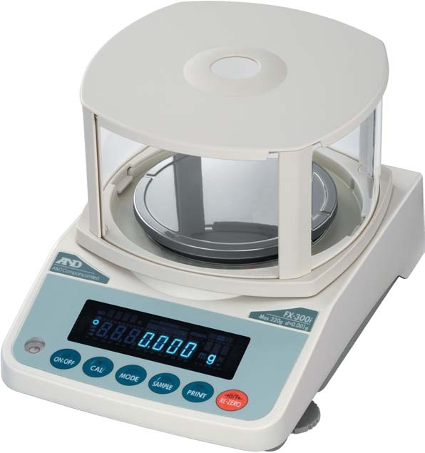 FX-500I Precision Scale from A&D Weighing Image