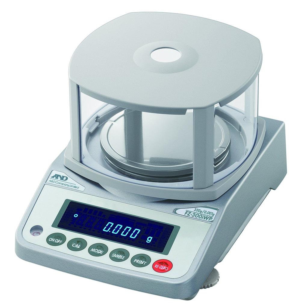 FZ-200I Precision Scale from A&D Weighing Image