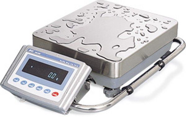 GP-100KS Precision Scale from A&D Weighing Image