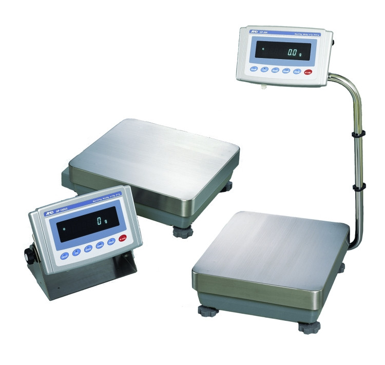 GP-102K Precision Scale from A&D Weighing Image