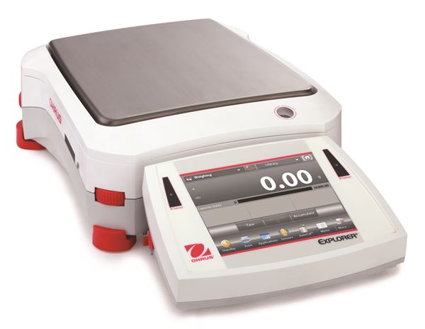 Explorer EX10202 Precision Scale from Ohaus Image